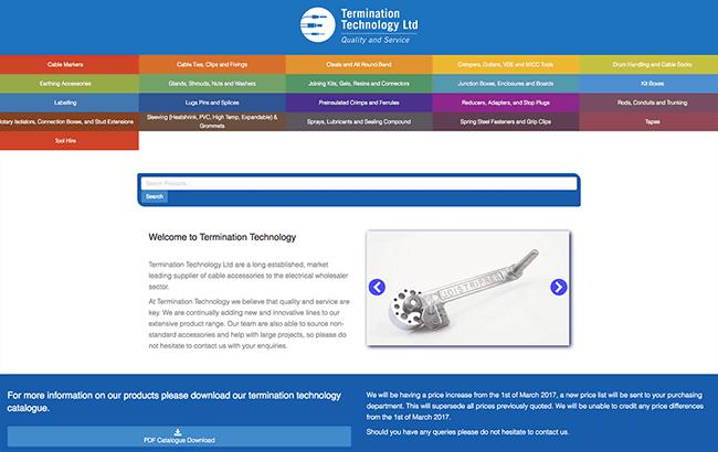 Marketing communications catalog websites featured image