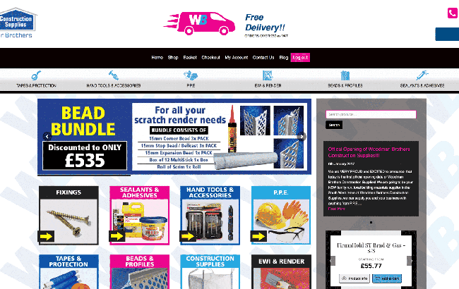 Featured-Home-WB-Construction-Supplies-Limited featured image