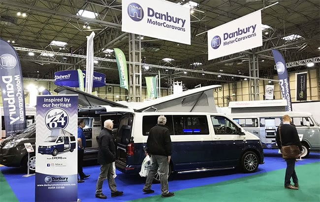 Full service creative agency NEC show disply design featured image
